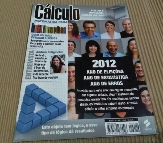 Revista Cálculo - Matemática Para Todos - Nº 16