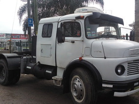 Mercedes Benz 1114 Con 1518 Turbo--tractor --impecable