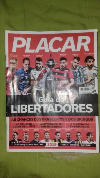 Placar Guia Da Libertadores 2019
