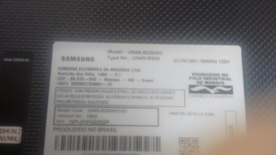 Placa Principal Samsung Un49j5200ag ,fonte,,tcon Promoçãoifi