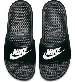 Sandalia Nike Benassi Nuevas Y Originales 343880-090