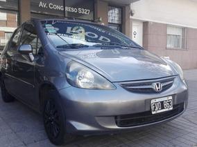 Honda Fit 1.4l Lx Muy Buen Estado!!! Financio!!! Permuto!!!!