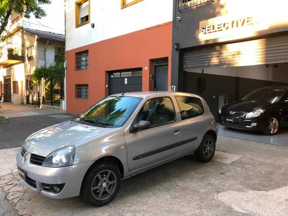 Renault Clio Yahoo 1.2 Pack Plus Aa Dh 3 Puertas Año 2007