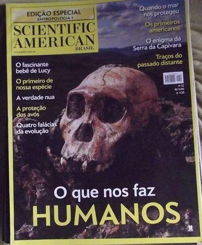 Scientific American Brasil Nº 52 - O Que Nos Faz Humano