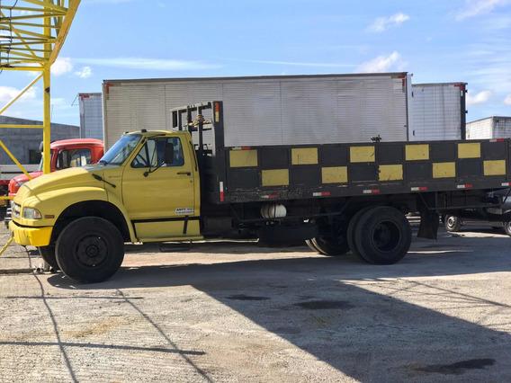 Ford F12000 Sapão Toco Carroceria F:12000
