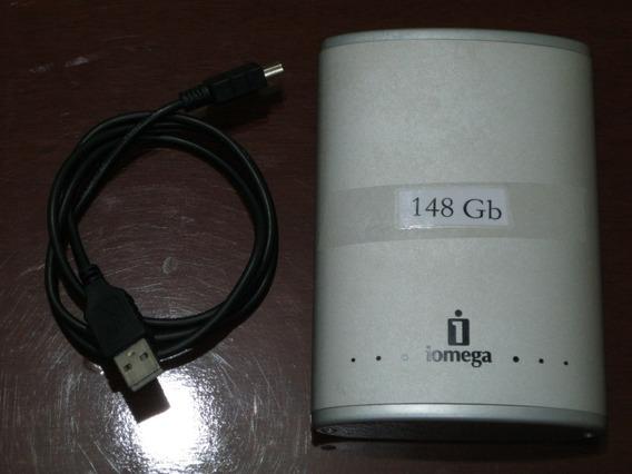 Hd Externo Iomega De 148 Gb