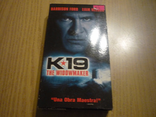 Vhs - K 19 Harrison Ford - Liam Nesson