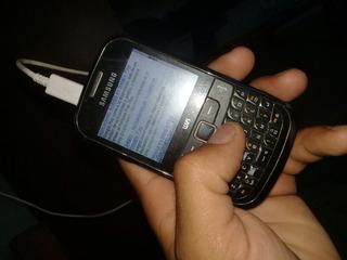 Vendo Samsung Chat Gt-s3350