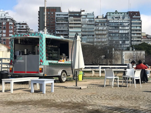 Food Truck Mactrail Monterrey 100 Xl Full - Impecable Super