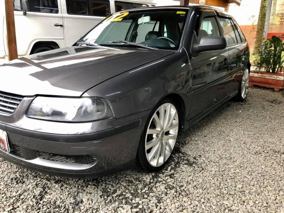 Volkswagen Gol Power 1.0 16v Ano 2002