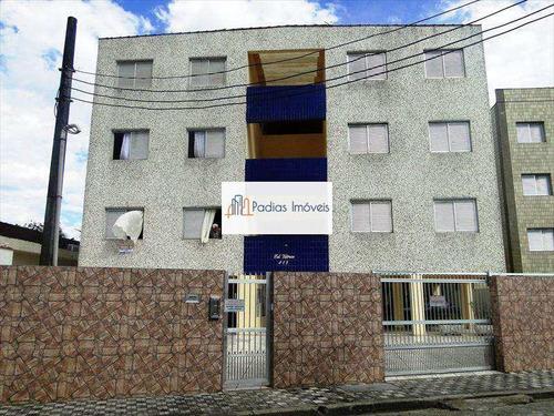 Apartamento Com 2 Dorms, Vila Atlântica, Mongaguá - R$ 185 Mil, Cod: 767700 - V767700