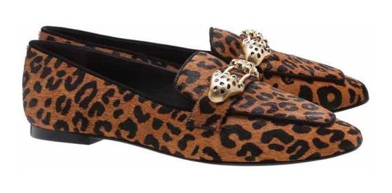 Mocassim Schutz Leopardo
