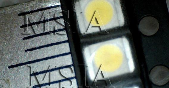 30 X Led Tv Lg Smd 1210 3528 2835 1w 3v Innotek 3,5x2,8mm &