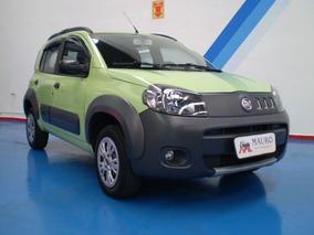 Fiat Uno 1.0 Way Flex 5p Mauro Automóveis