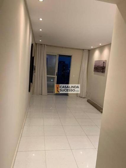 Apartamento Com 3 Dormitórios Para Alugar, 90 M² Por R$ 1.500,00/mês - Vila Matilde - São Paulo/sp - Ap5963