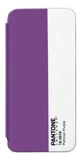 Estuche Pantone Agenda iPhone 5 Patrician Purple