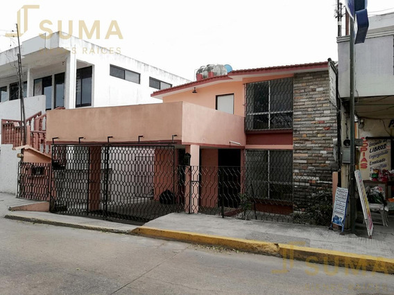 Casa En Venta, Col. Los Mangos, Cd. Madero.