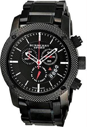 Relógio Burberry Sport Bu7703 Novo Prova D