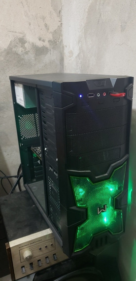 Pc Gamer I3 Semi Novo