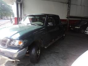 Ford Ranger 2.5 Xlt Cab. Dupla 4x4 4p Financio Com Nome Sujo