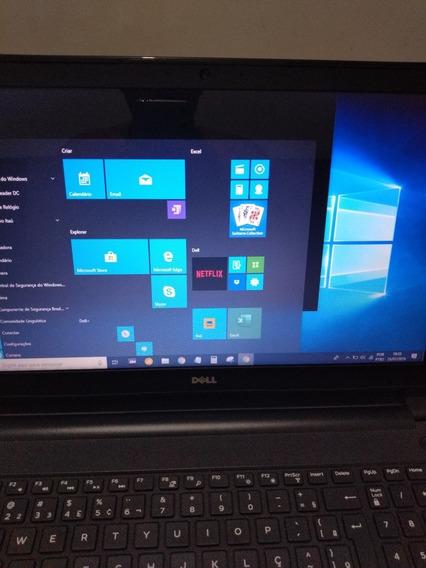 Notebook Dell Inspiron 15 Série 5000 - I5 - 5566 - A30p