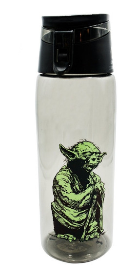 Botella Agua Termo Star Wars Disney Yoda 25oz