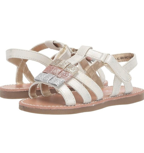 Sandalias Para Niñas Modelo Roxana Rachel Shoes - Importadas