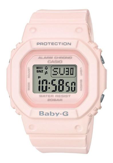 Relogio Casio Baby G Rosa Pink Bgd560-4 Original
