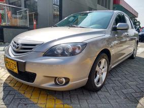 80000kms Mazda 3 Hb 2005 Automatico 2000cc Full Cuero