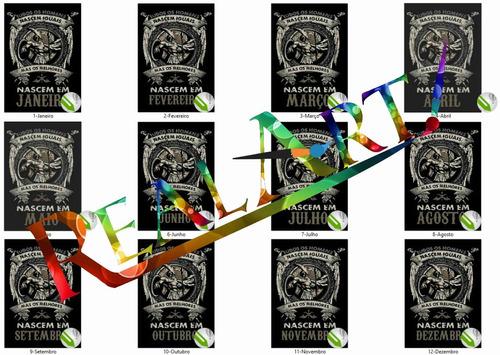 Arte Digital Todos Os Homens Nascem Iguais
