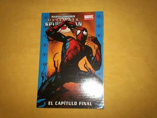 Ultimate Spider-man,omnibus(el Capitulo Final)televisa