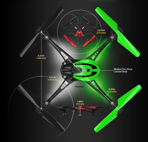 Drone Traxxas Latrax Alias Ready-to-fly Micro Electric Drone