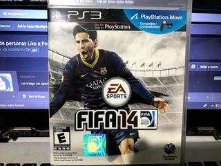 Fifa 2014 Ps3