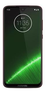 Celular Motorola Moto G7 Plus Indigo Dual Chip Tela 6,2