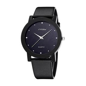 2c804c188dd5 Elegante Reloj Hombre Marca Sinobi - Relojes Pulsera en Mercado ...