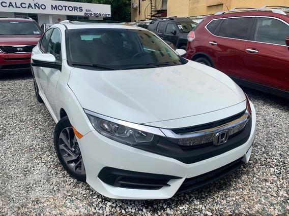 Honda Civic Ex 2017