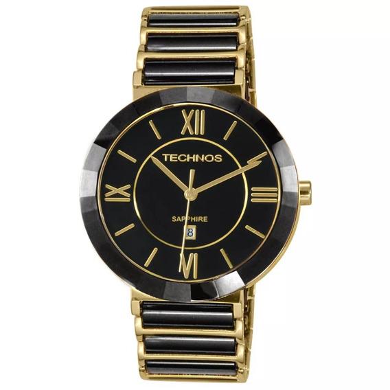 Relógio Technos Feminino Ceramic/sapphire 2015bv/4p