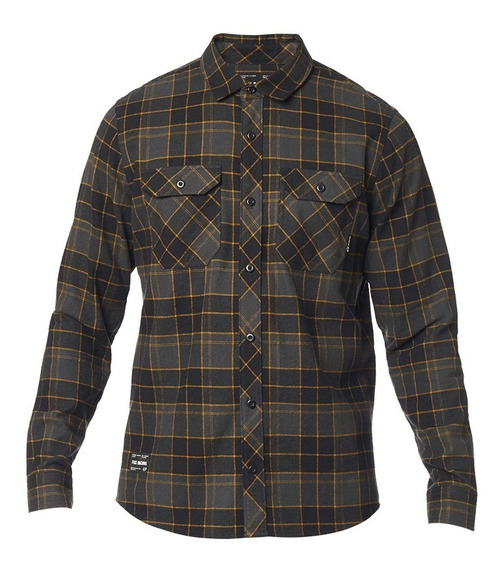 Camisa Fox Traildust 2.0 Ho19