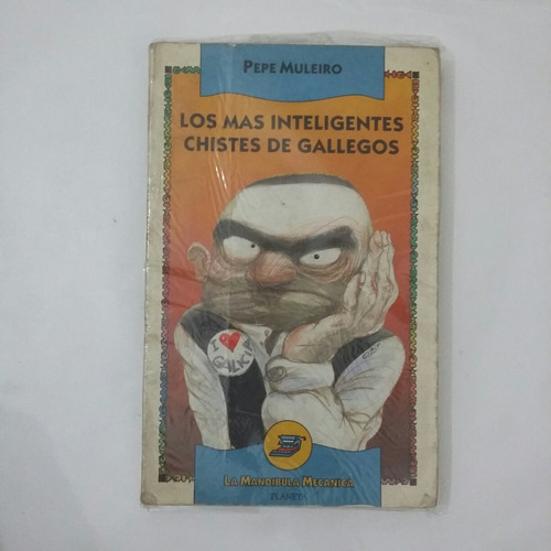 Libro Los Mas Inteligentes Chistes De Gallegos De Muleiro 70