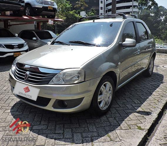 Renault Logan Dynamique Mt 1.6 2012 Deq188