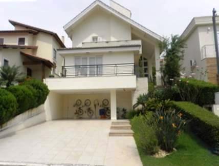 Sobrado Com 4 Dormitórios À Venda, 288 M² Por R$ 1.500.000,00 - Residencial Onze (alphaville) - Santana De Parnaíba/sp - So1288