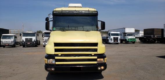 Scania 360 6x2 1998/98 Amarelo (3579)