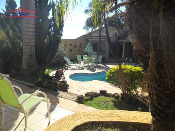 Casa Residencial À Venda, Jardim Dona Carmela, Atibaia. - Ca2866