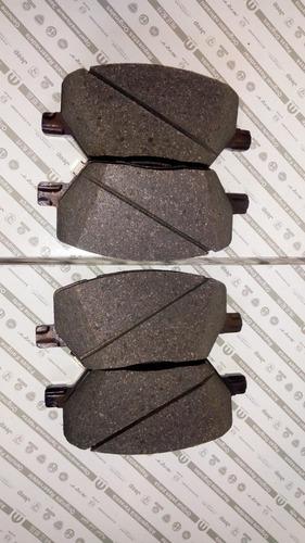 Imagen 1 de 6 de Pastillas De Freno Mopar Original Fiat Toro 1.8/2.0 500x