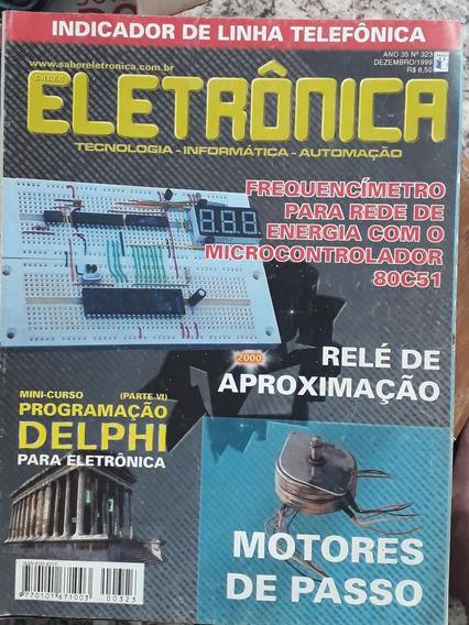 Revista Saber Eletrônica - Ano 35 - N° 323