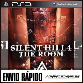 Silent Hill 4 The Room - Jogos Midia Digital Ps3 Psn