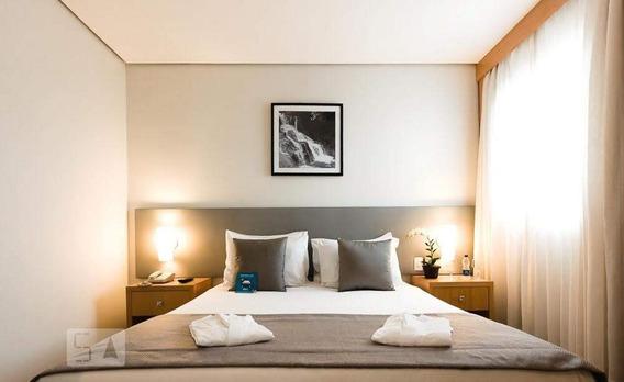 Apartamento Para Aluguel - Jardim Bela Vista, 1 Quarto, 44 - 893055349
