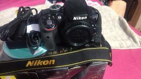 Câmera Dslr Nikon D3300 (apenas O Corpo) 24mp 16k Cliques