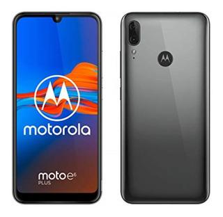 Motorola E6 Plus 4gb Ram/64gb Doble Sim+forro+vidrio
