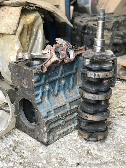 Motor Kubota V2203 Monoblock Cabeza Diesel Por Partes